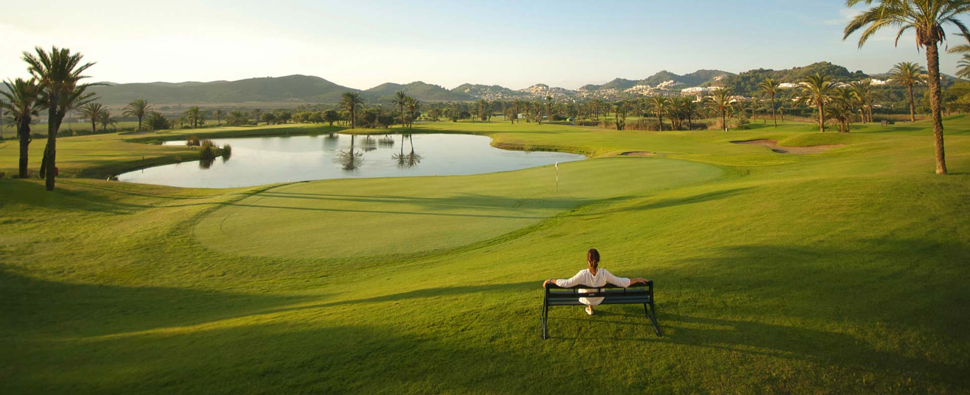 Book with confidence, directly with La Manga Club