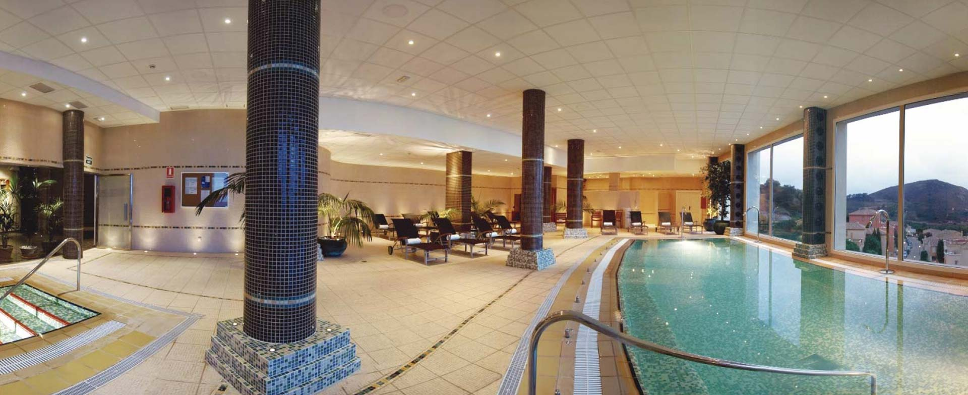 Complimentary Premium Pass to SPA La Manga Club