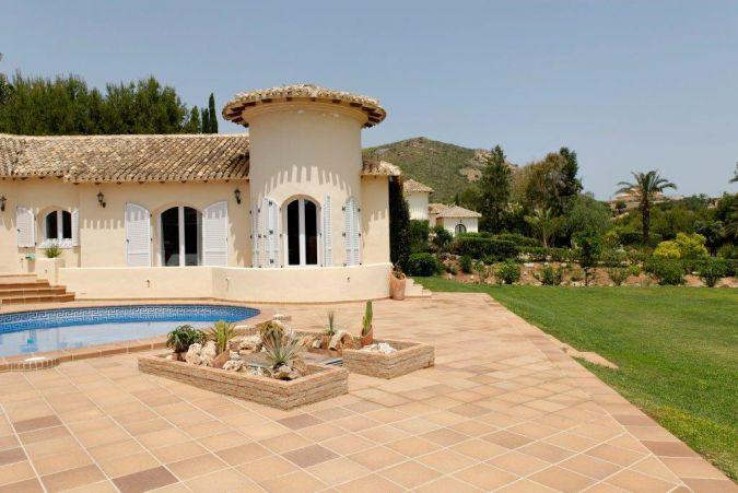 Individual Villa 383195