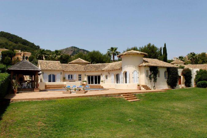 Individual Villa 383193